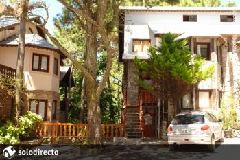 Caba�a en Alquiler en Caril�: Arbol del Cielo (Villa Alpina)